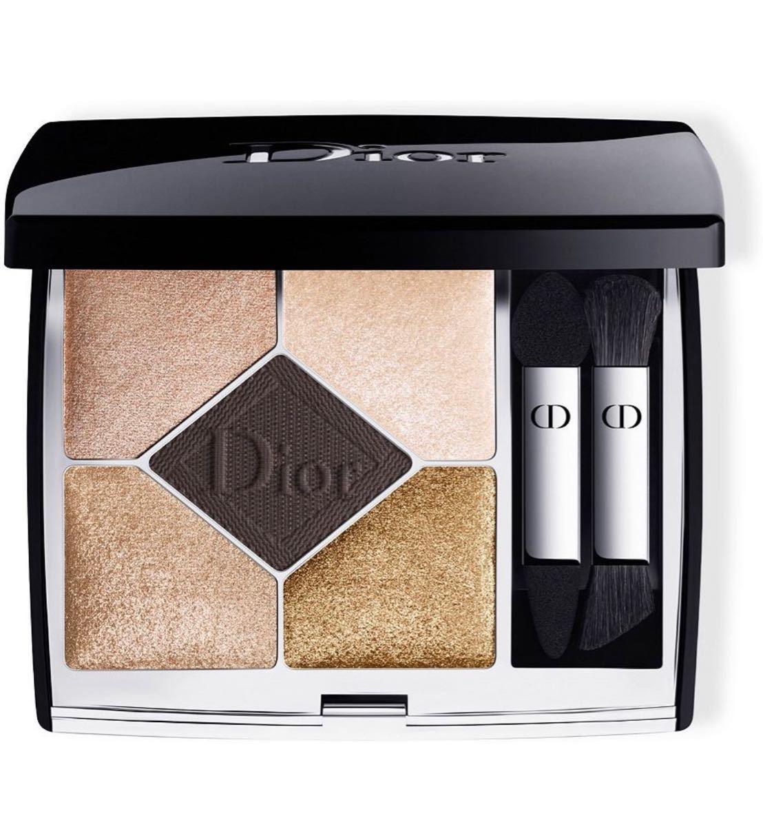 新品 Dior サンク クルール クチュール アイシャドウパレット539