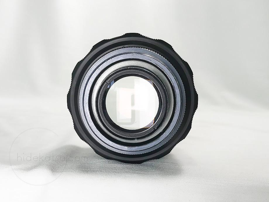 ぐるぐるボケのヘリオス【分解清掃済み・撮影チェック済み】Helios 44-2 58mm F2.0 M42マウント_11h_画像6