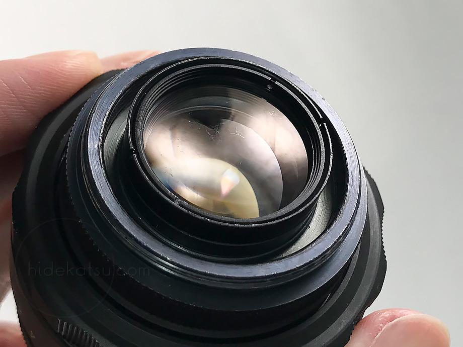 ぐるぐるボケのヘリオス【分解清掃済み・撮影チェック済み】Helios 44-2 58mm F2.0 M42マウント_11h_画像8
