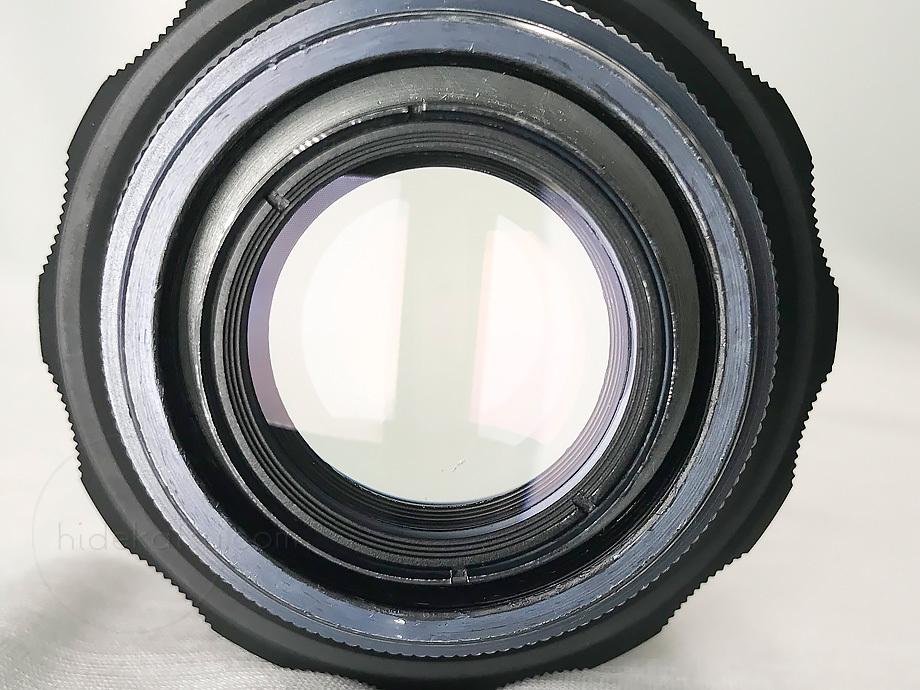ぐるぐるボケのヘリオス【分解清掃済み・撮影チェック済み】Helios 44-2 58mm F2.0 M42マウント_11h_画像10