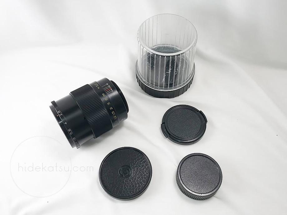 星ボケのインダスター【分解清掃済み・撮影チェック済み】 Industar-61 L/Z 50mm F2.8 M42_14i_画像2
