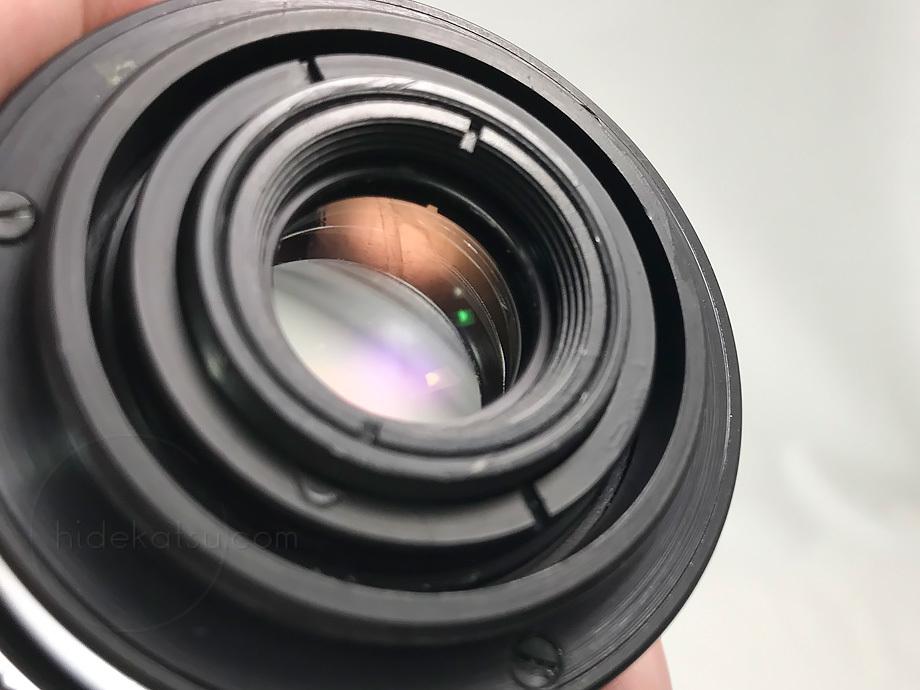 星ボケのインダスター【分解清掃済み・撮影チェック済み】 Industar-61 L/Z 50mm F2.8 M42_14i_画像8