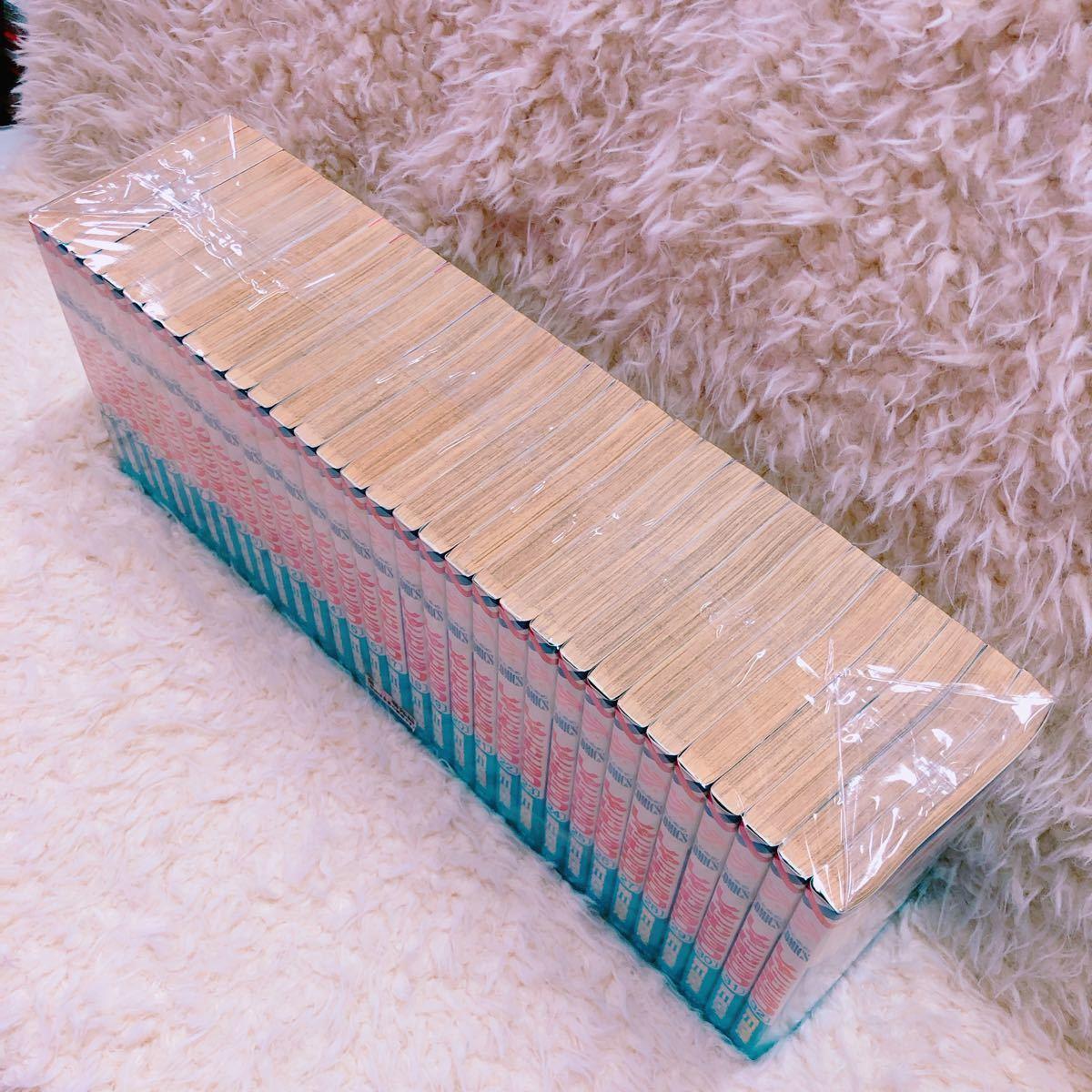 少女コミック しゃにむにGO 全32巻セット / 羅川真里茂