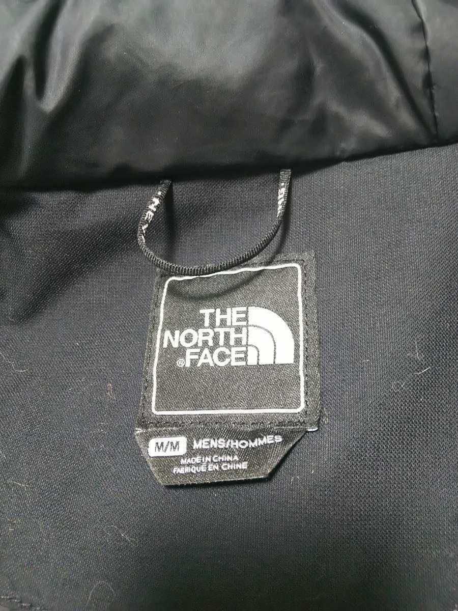 ノースフェイス THE NORTH FACE メンズ ダウンジャケット HYVENT ブラック