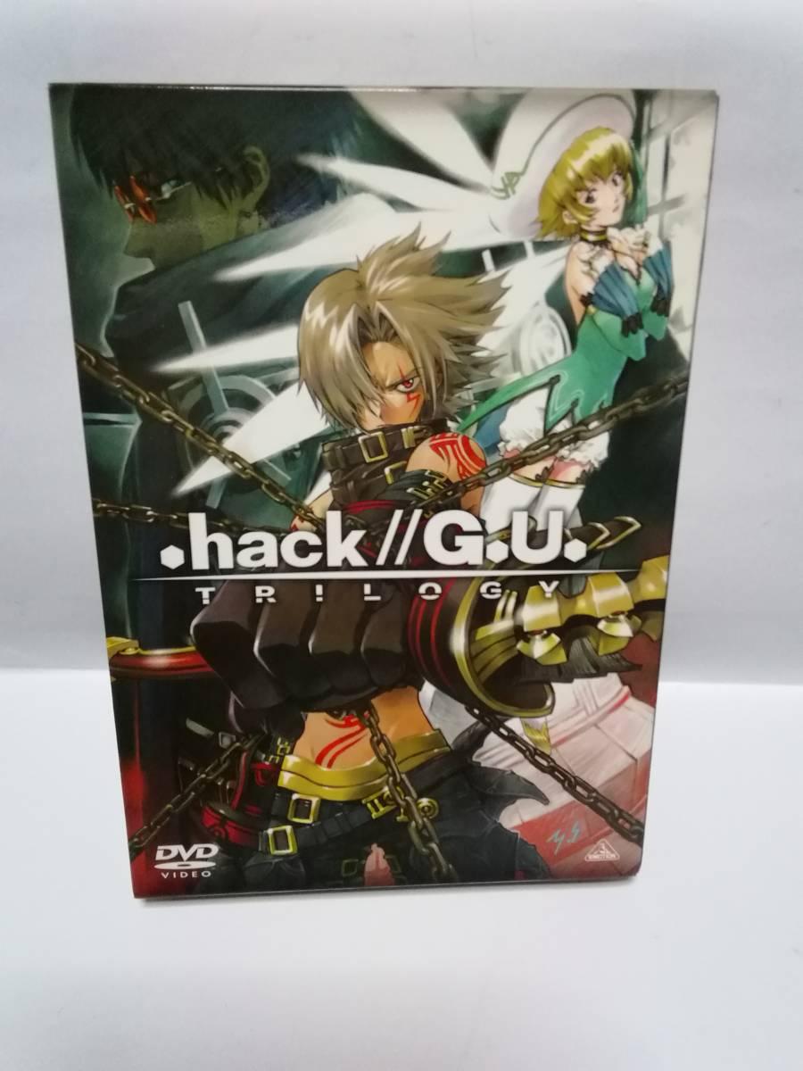DVD .hack//G.U. TRILOGY
