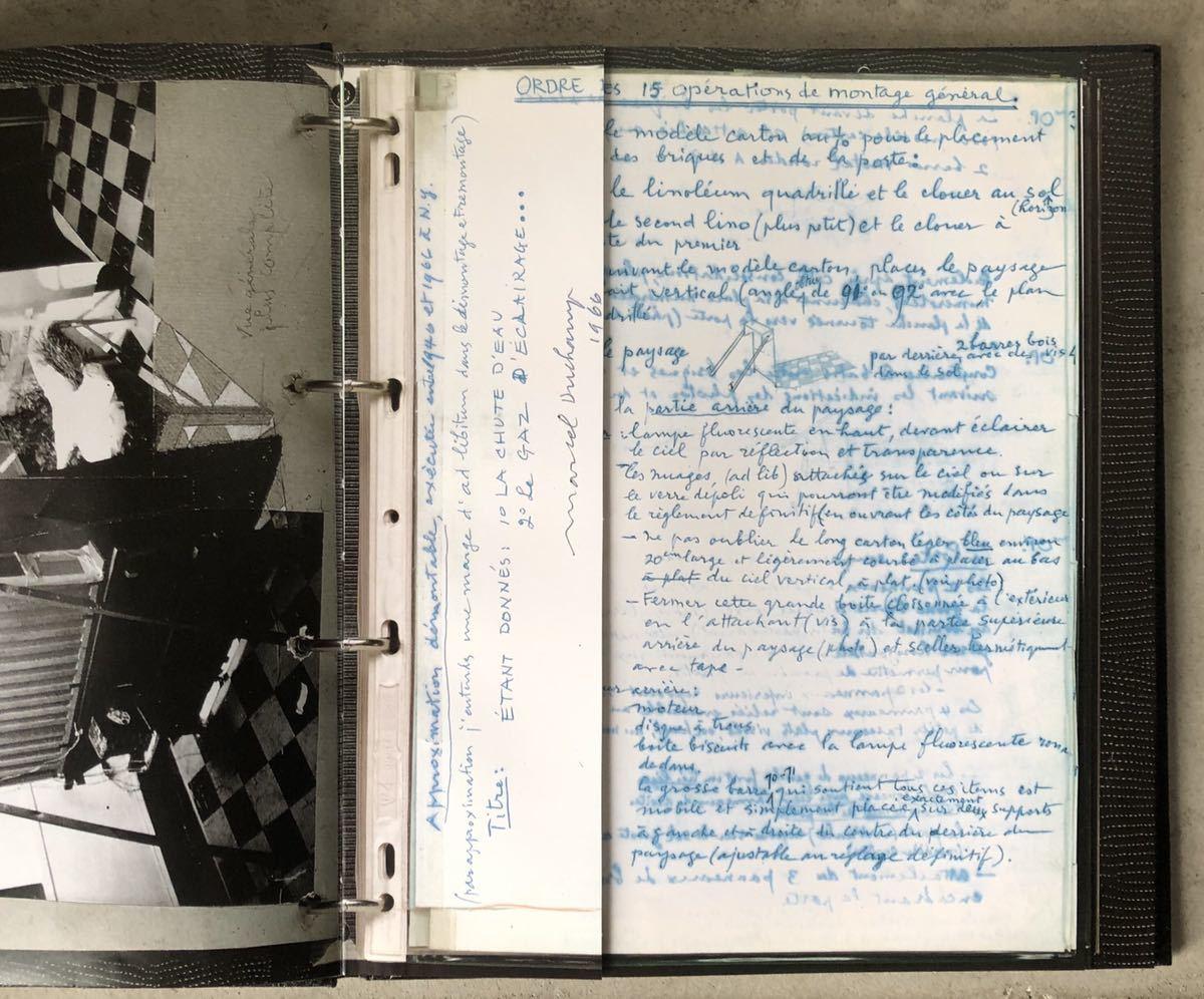 Marcel Duchamp Etant Donnes マルセル デュシャン_画像6