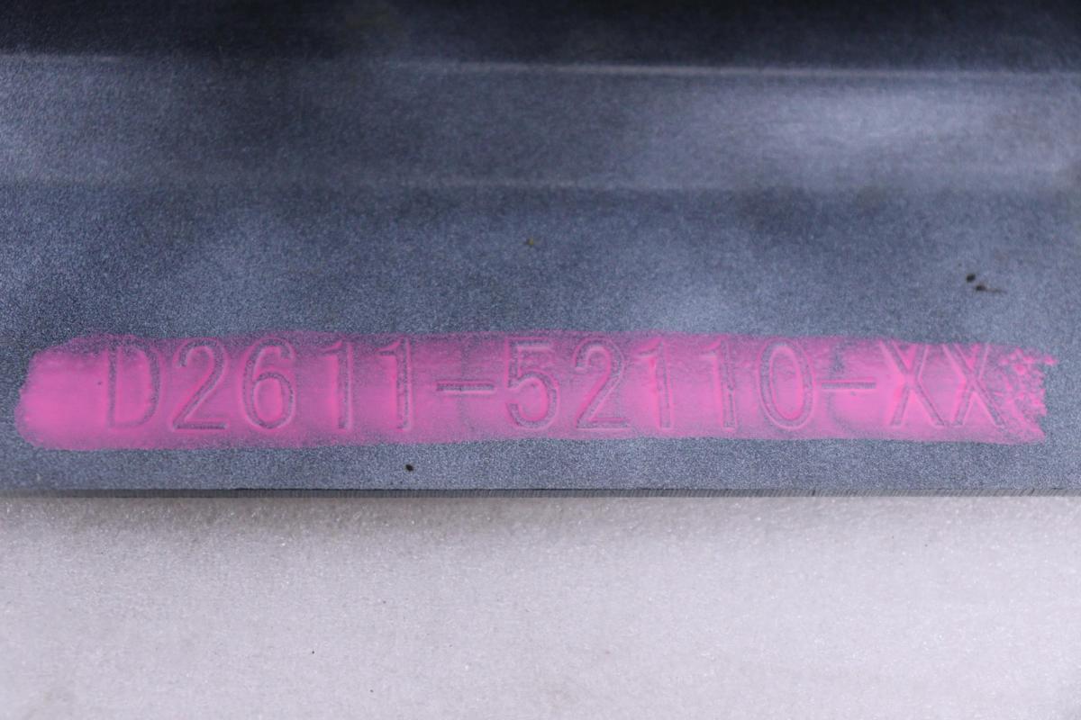 209-1236★モデリスタ タンク/ルーミー 右サイドステップ D2611-52110 パール W24★M900A/M910A サイドスポイラー トヨタ 補修用 (KK)_画像8