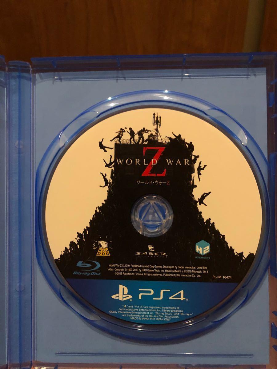 ワールドウォーZ 日本語版 PS4ソフト