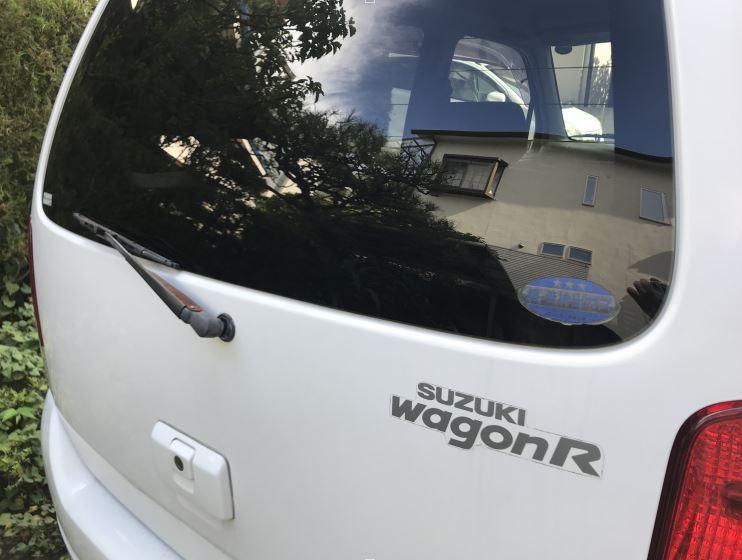 「スズキ ワゴンR 中古車」の画像3
