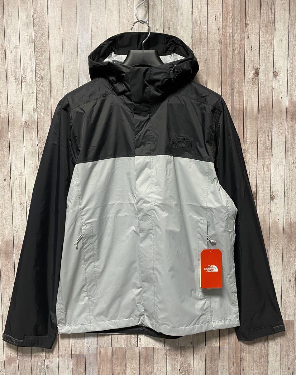 グレー(S) THE NORTH FACE Venture 2 Jacket Black ザノースフェイス ベンチャー2ジャケット マウンテンパーカー