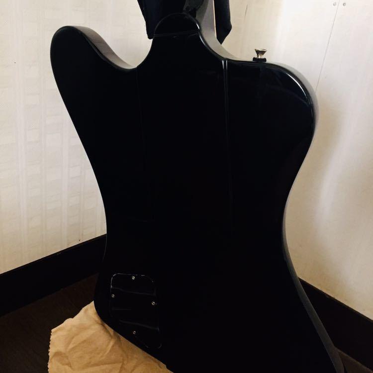 Epiphone Slash Firebird Trans Black Limited Edition gibson エピフォン ファイヤーバード スラッシュ モデル ギブソン カスタム 限定_画像8