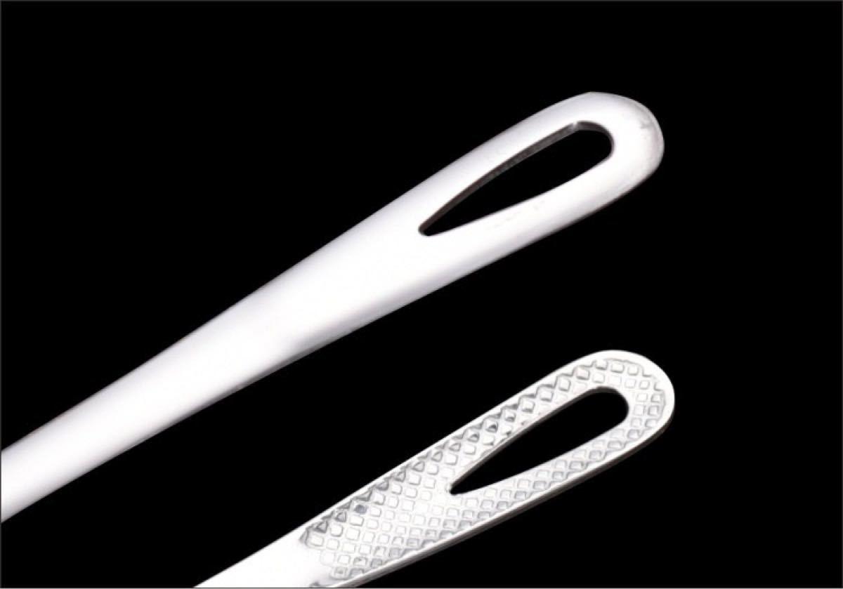 新品未使用 焼肉トング 高品質ステンレス製 2本セット