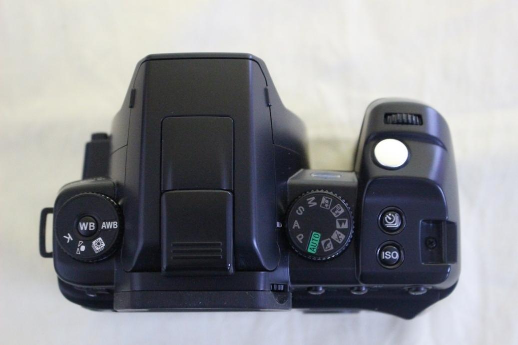 中古品 KONICA MINOLTA α Sweet DIGITAL DG-5D デジタル一眼レフカメラ 交換レンズ AF DT18-70 代引き可_画像8