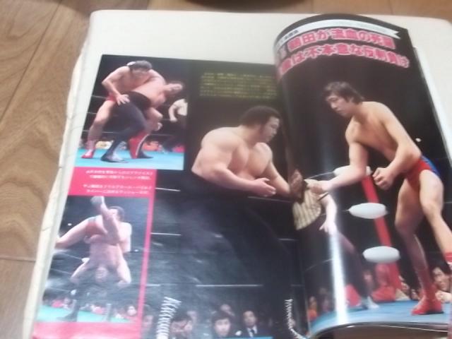 日本スポーツ。別冊ゴング1977年4月号。マスカラス。馬場。プロレス。アリ。猪木_画像5