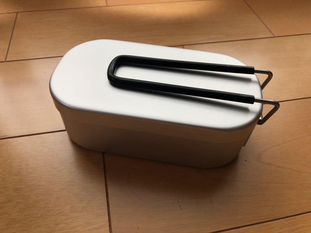 ダイソーメスティン 半自動炊飯セット