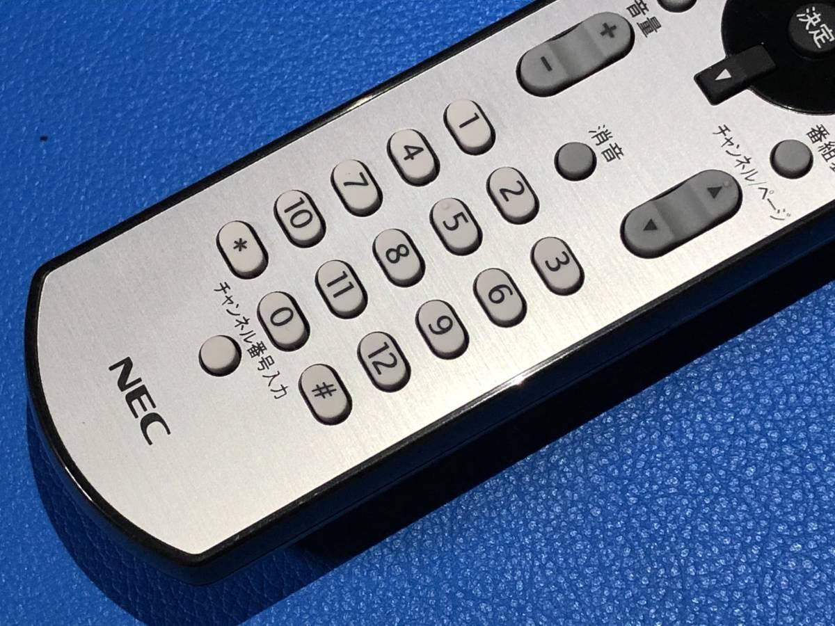 送料無料 未使用 NEC PC リモコン RRS9002-6132E「VS700/GG VS500/GG/他」 安心の保証有 (管理No M-199)_画像4