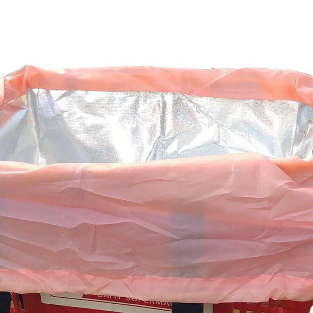 レジカゴバッグ 保冷 エコバッグ コンビニバッグ 大容量 当日発送