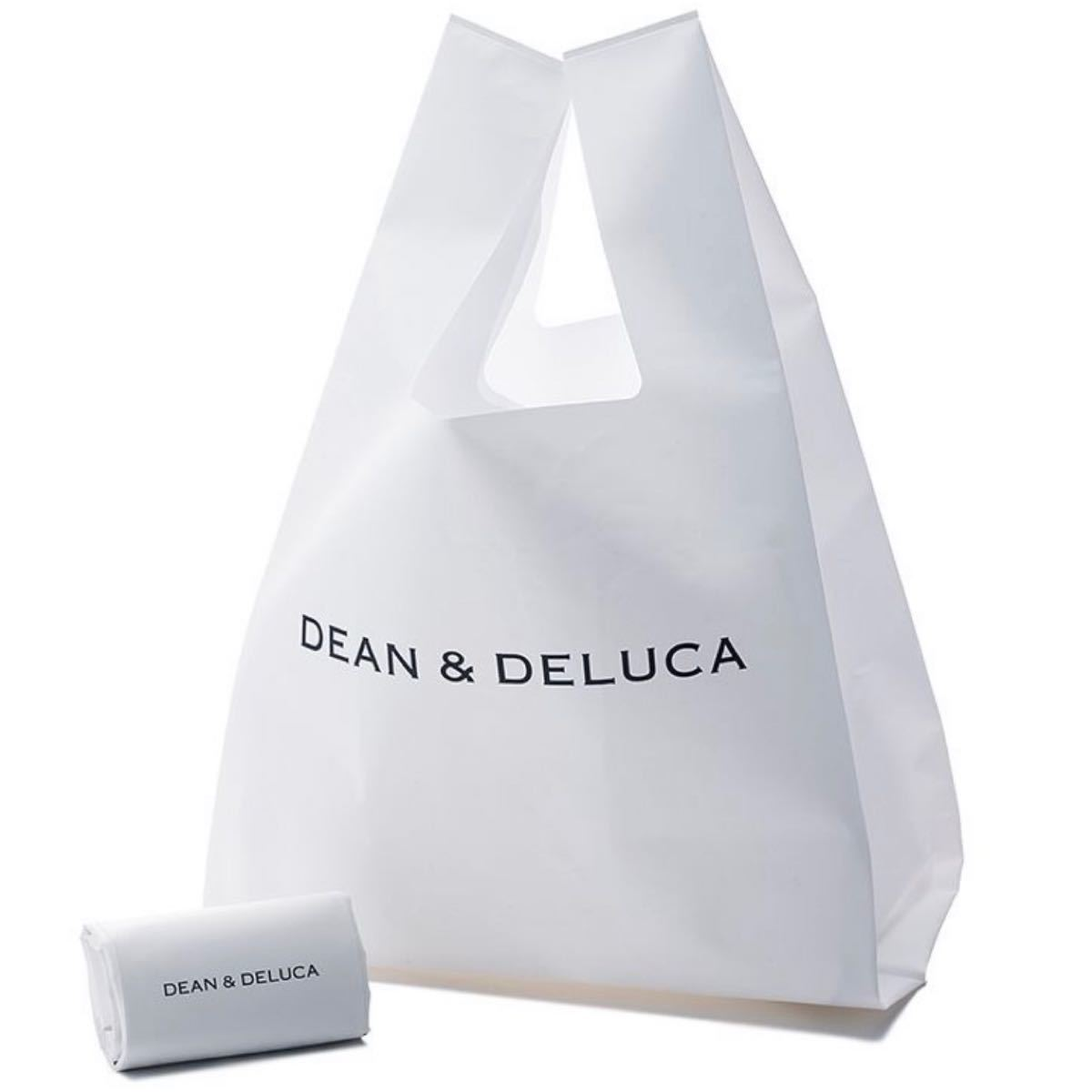 DEAN&DELUCA3点セット マーケットトートバッグ ミニマムエコバッグ