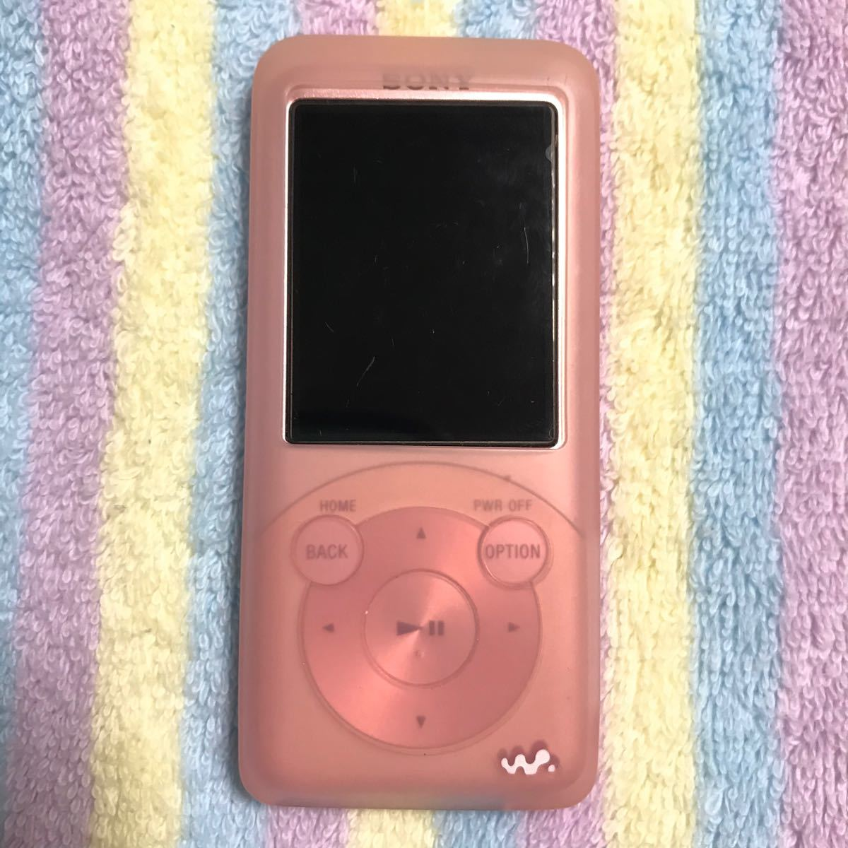 Paypayフリマ Walkman Nw S755 スピーカーセット ウォークマン 16gb ピンク