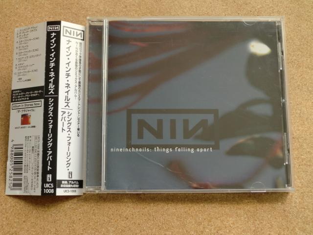 *ナイン・インチ・ネイルズ/シングス・フォーリング・アパート(UICS1008)(日本盤)_画像1