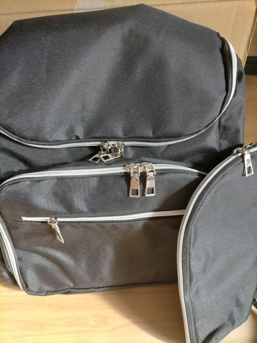 マザーズバッグ 大容量 多機能 軽量 撥水仕様