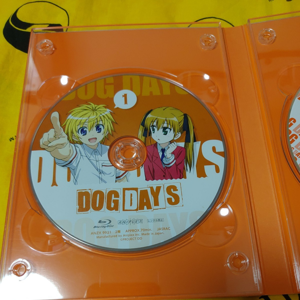 DOG DAYS 1(Blu-ray Disc)