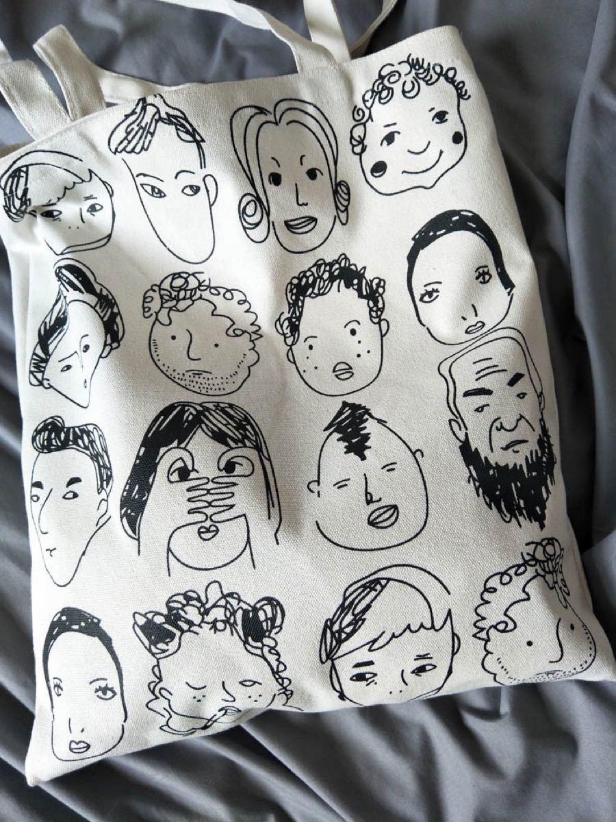 バック トートバッグ韓国ファッション ショルダーバック  買い物 通学