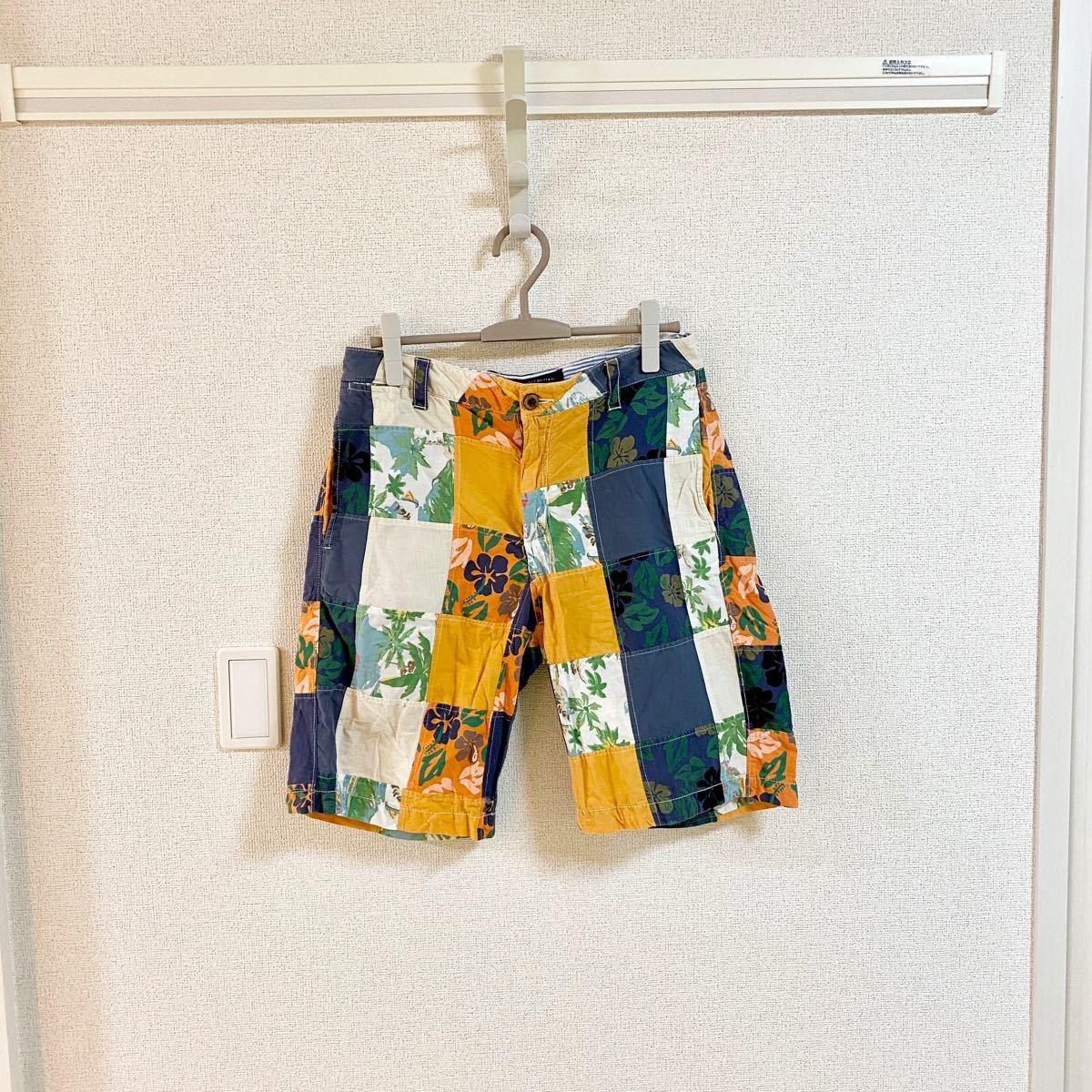 ハーフパンツ ショートパンツ メンズ おしゃれ 夏 ビーチ 海 かっこいい
