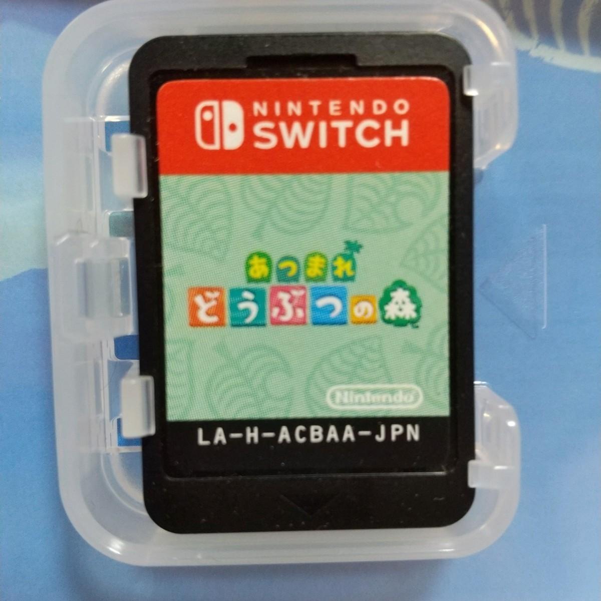 【Switch】 あつまれ どうぶつの森 スイッチ ソフト  Mickey