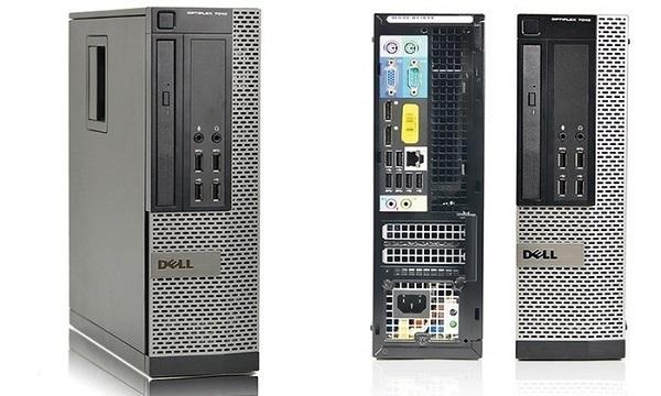 ■驚速小型 省スペースPC DELL i7-3770 3.9G x8/16GB■新SSD:240GB+HDD:1TB Win10 Pro Office2019 USB3.0/無線LAN■OPTIPLEX 7010 SFF-6_画像2