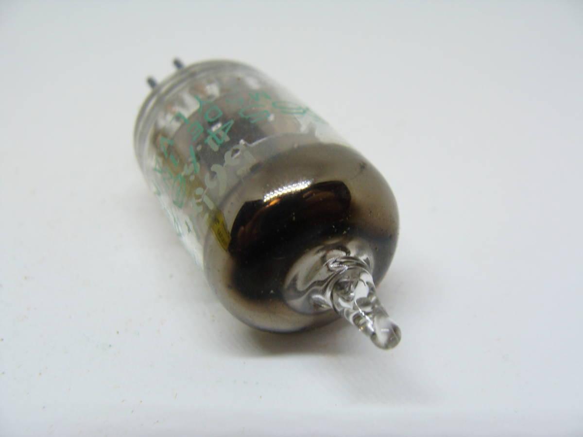 真空管 5654 6AK5W 1本 SYLVANIA ブラックプレート 箱入り 3ヶ月保証 #015-016_画像3