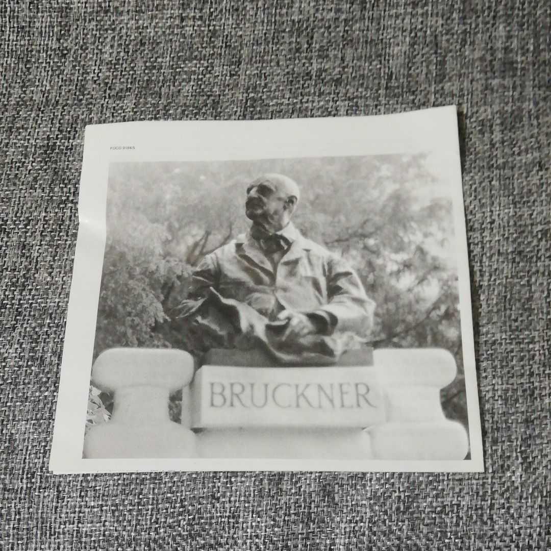 【2CD】ブルックナー:交響曲第8番 朝比奈隆/NHKso._画像6