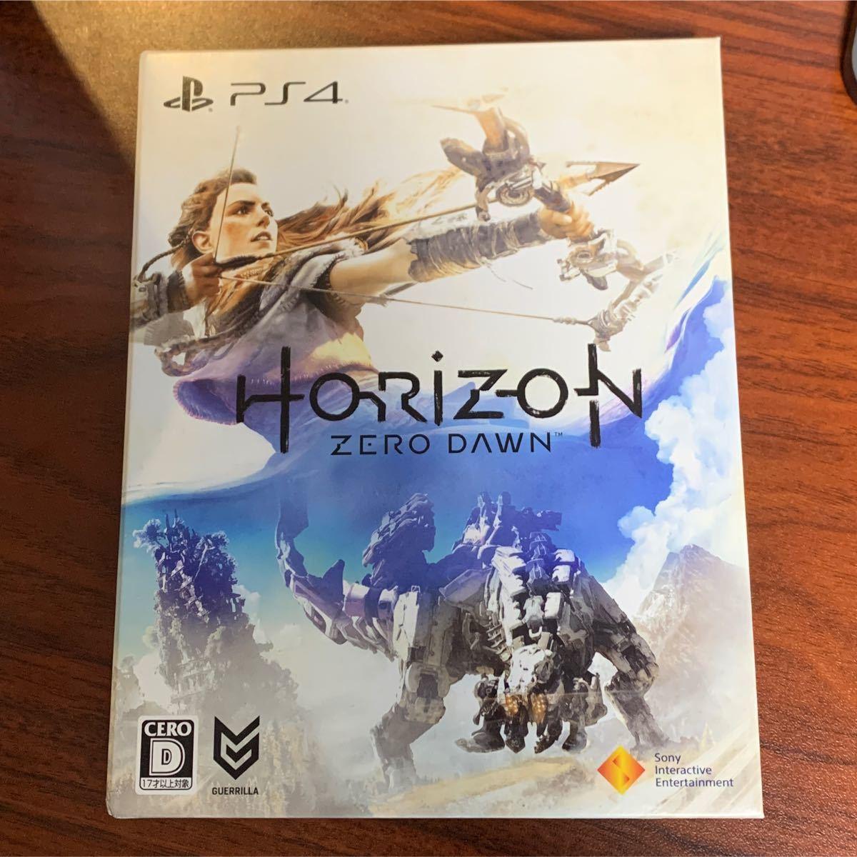 Horizon Zero Dawn ホライゾンゼロドーン 初回限定版 PS4