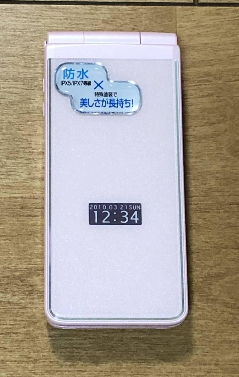 ドコモ 携帯 N-03B モックアップ ガラケー サンプル 見本品 玩具 おもちゃ NEC モック_画像1