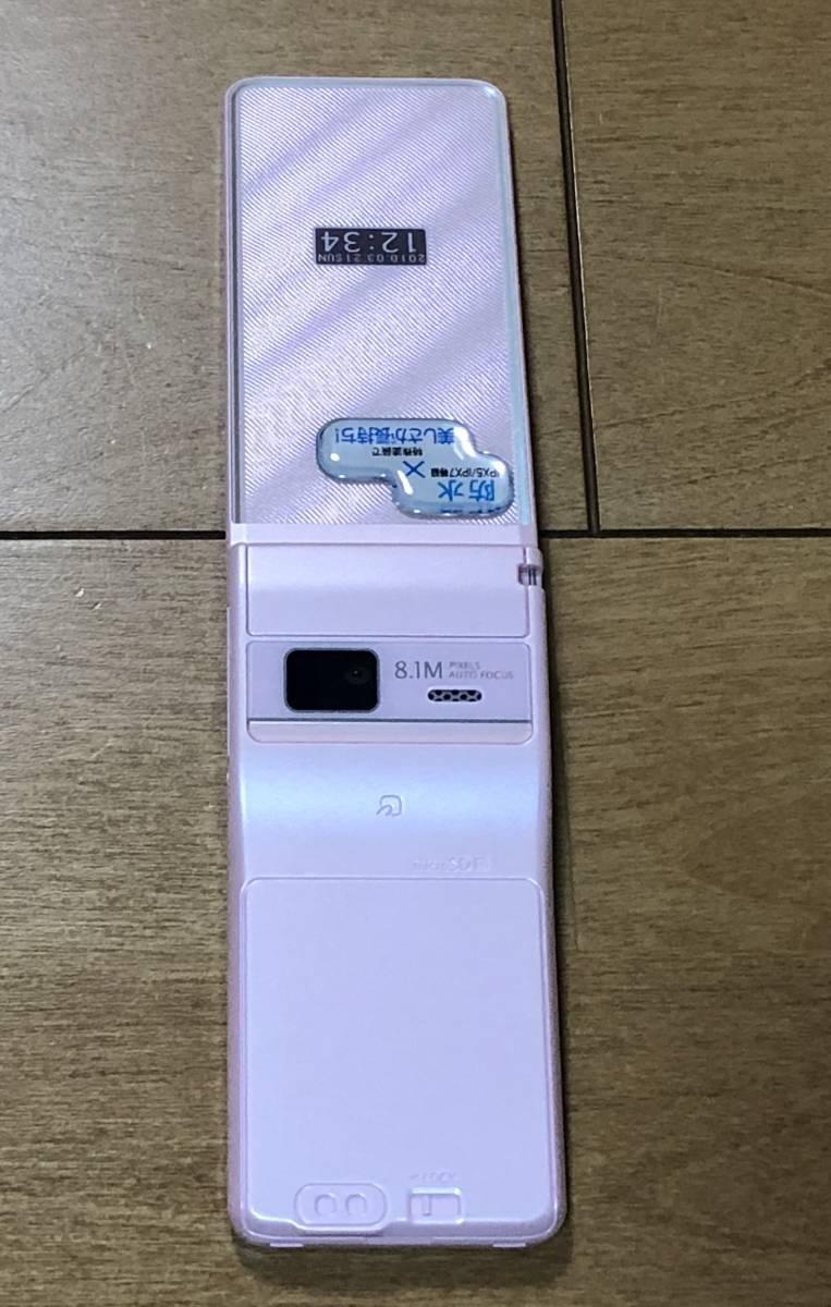 ドコモ 携帯 N-03B モックアップ ガラケー サンプル 見本品 玩具 おもちゃ NEC モック_画像4