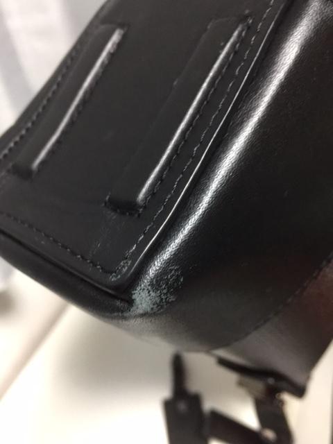 美品!TUMI ブリーフケース トゥミ バッグ CFX カーボンファイバー 本革 ビジネス 鞄 インディアナポリス スリム ブリーフケース_画像7