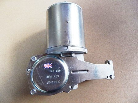新品 ローバーミニ用 ワイパー モーター パーキングスイッチ付き 4線丸ボディ GEU7708_画像2