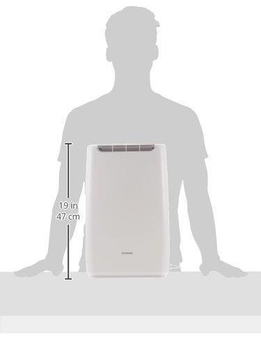★送料無料★ アイリスオーヤマ 衣類乾燥コンパクト除湿機 タイマー付 静音設計 除湿量 2.0L デシカント方式 DDB-20_画像8