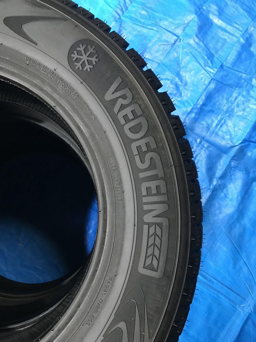205/65R15 スパイクタイヤ 未使用 4本 ピンタイヤ 競技用タイヤ スノータイヤ 205-65-15_画像9