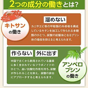 1袋 ファンケル (FANCL) 尿酸サポート (約30日分) 120粒 [機能性表示食品] サプリメント_画像8