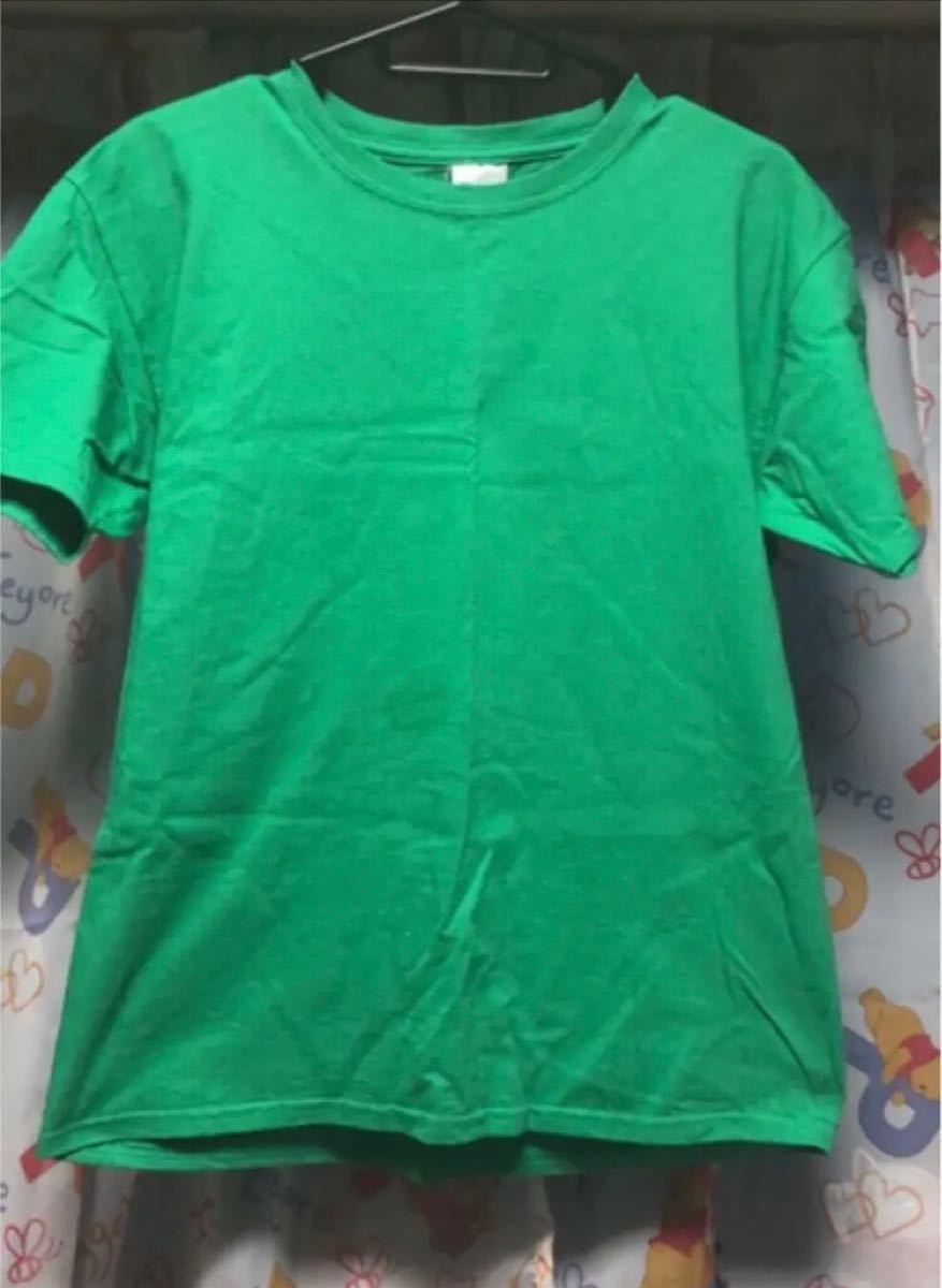 嵐Tシャツ 緑 半袖Tシャツ