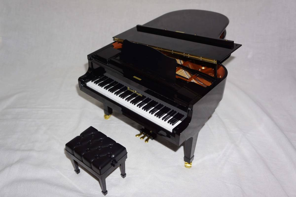 ★ 送料無料! ★ セガトイズ Grand Pianist グランドピアニスト_画像6