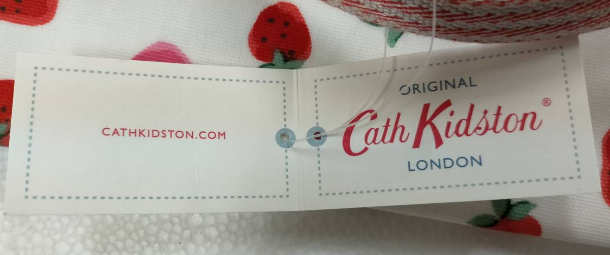 【トートバッグ】キャス・キッドソン Cath Kidston カジュアル ブランプトン ラージ トートバッグ 新品未使用 個人保管