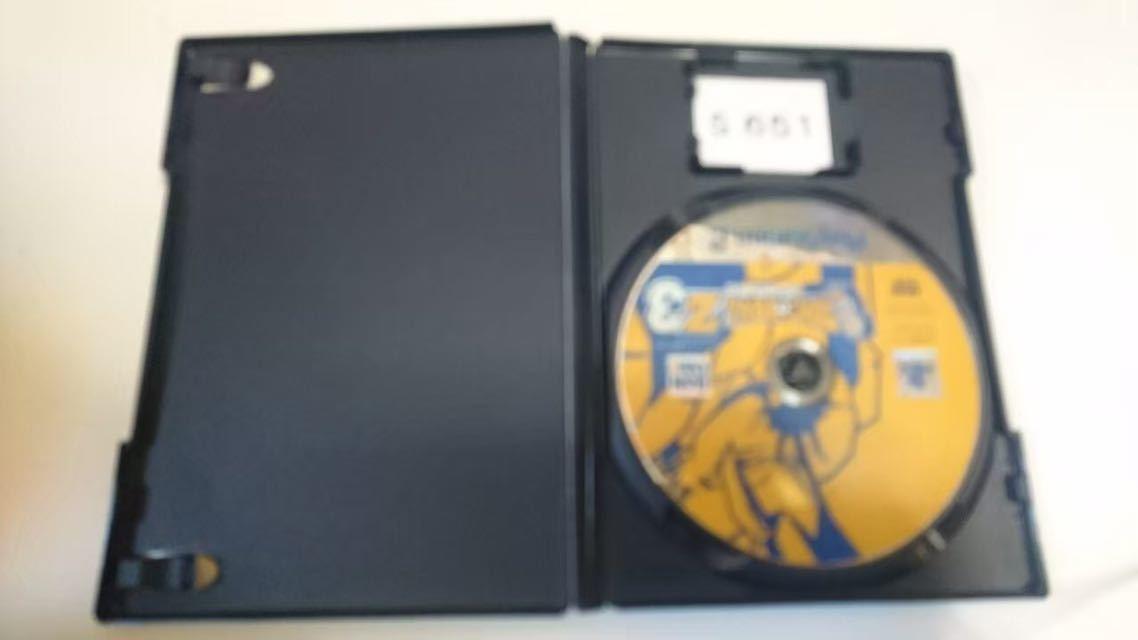 ドラゴンボール Z 3 SONY PS 2 プレイステーション PlayStation プレステ 2 ゲーム ソフト 中古 バンダイ_画像2