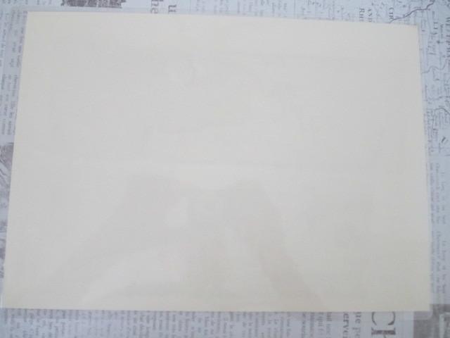 清長 浮世絵印刷物 ラミネート加工処理 No14_画像4