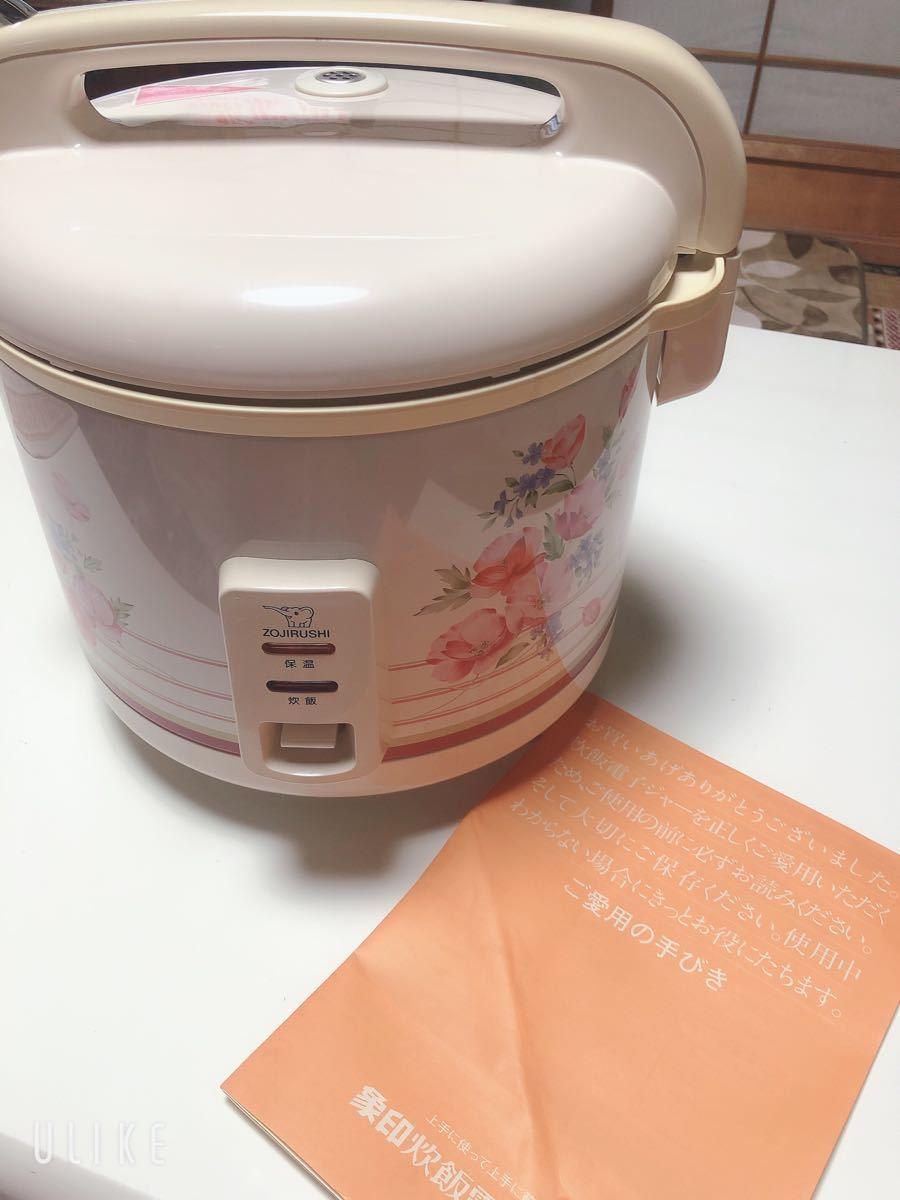 ☆美品☆レトロ☆象印ZOJIRUSHI 一升 炊飯電子ジャー NFJ-1800