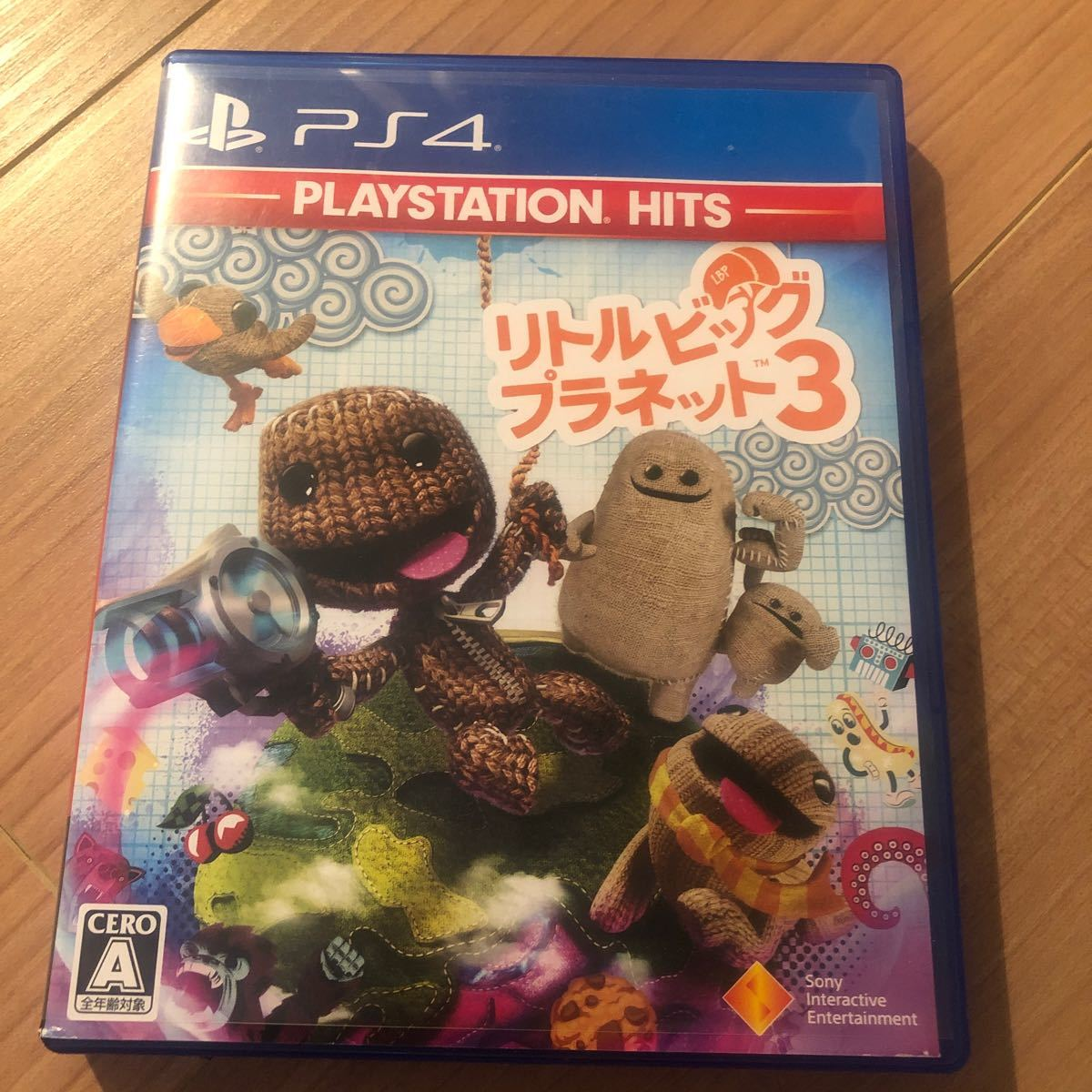 【PS4】 リトルビッグプラネット3 [PlayStation Hits]