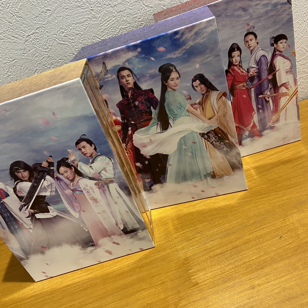 古剣奇譚 DVD 中国ドラマ リーイーフォン ヤンミー