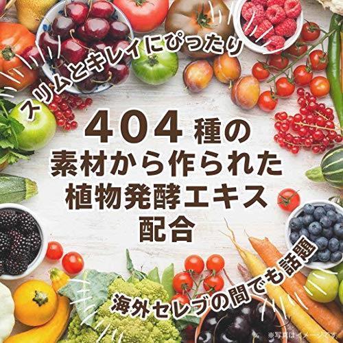 即決!新品- コンブチャ クレンズドリンク 置き換えダイエット (404種の植物発酵エキス 酵素 シールド乳酸菌 ビタミン アミノ酸_画像2