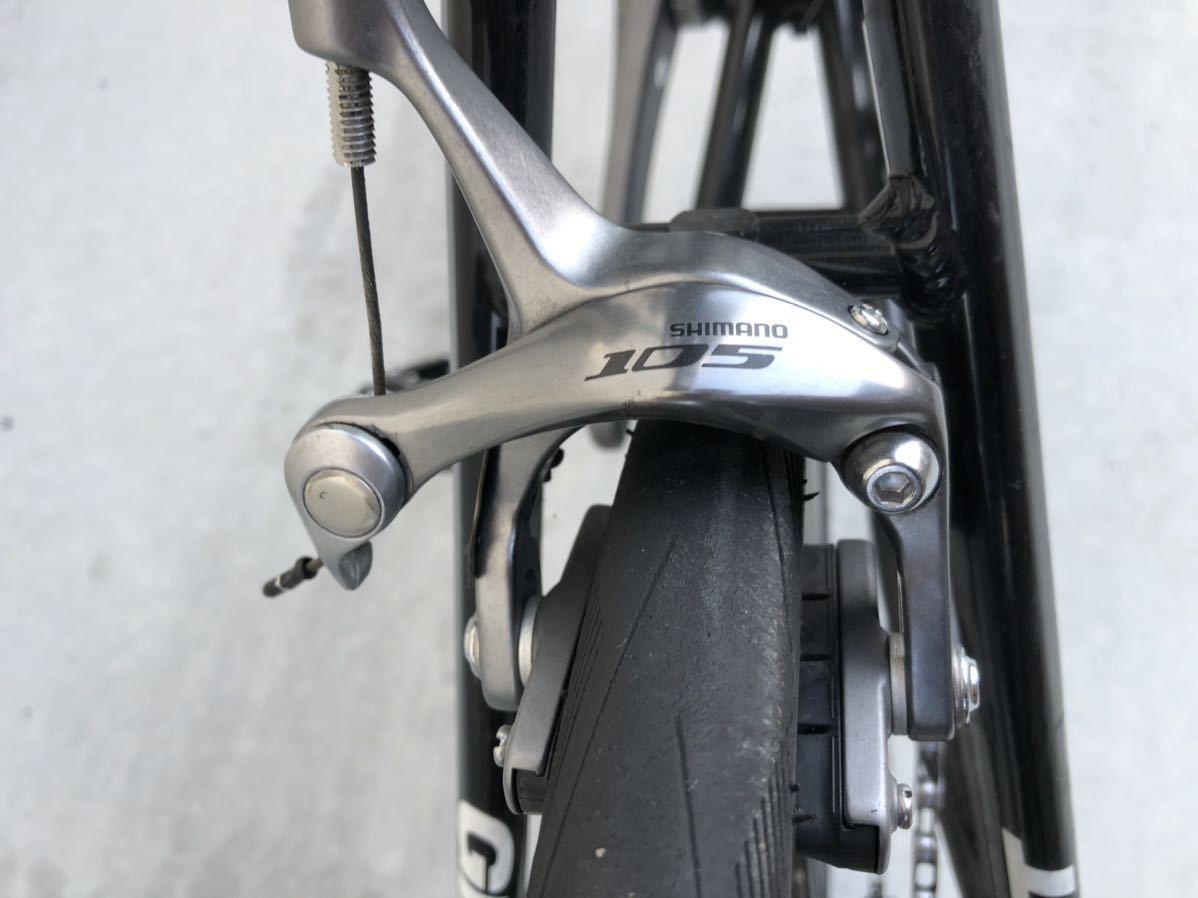 ジャイアント GAIANT ミニベロ イデオム0 ロードバイク 105 その他 空気入れサイクルバッグ_画像4